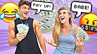 PAYING Each Other $100 Every Time We Call Each Other BABE...
