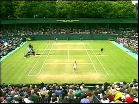 1979 Eastbourne F (PT 2) - Chris Evert d. Martina Navratilova