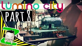 Lumino City - Part 8 - Let's Play - Walkthrough - Review - Puzzle Game First Look Lume