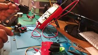 AC-DC converter ve Transformator temiri