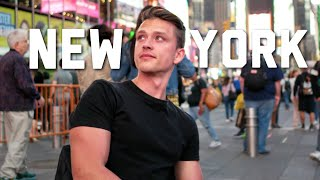 Living in New York City - A day in my life