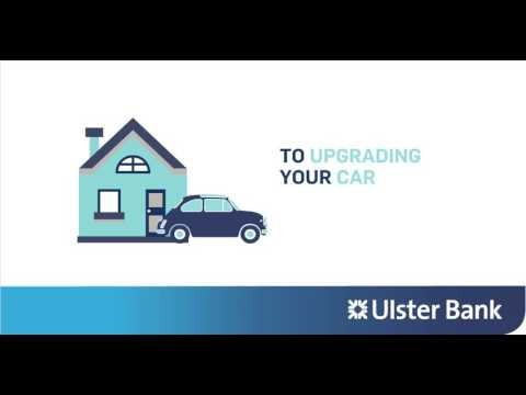 Ulster Bank Personal Loans