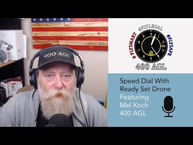 Speed Dial EP  27 - Mel Koch 400 AGL