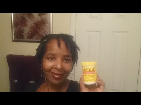 30 Day Sulfur 8 Update Vicks Vapor Rub For Hair Growth