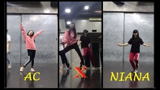 "Video AC Bonifacio x Niana Guerrero - ""Girls Like You"" By Maroon 5 