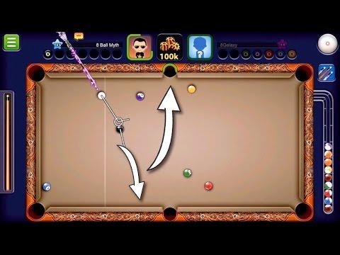 8 Ball Pool - Trick Shot Tutorial | How to Bank Shot in 8 Ball Pool (No Hacks/Cheats)