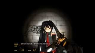 Half Life 2 Episode One walktrough with Zatsune miku part 4: Lowlife: City 17 Underground