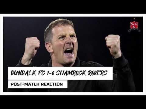 Vinny Perth Reaction | Dundalk FC 1-0 Shamrock Rovers