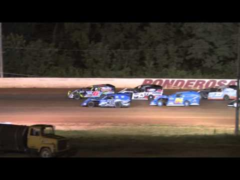 Ponderosa Speedway Highlights July 24 , 2015