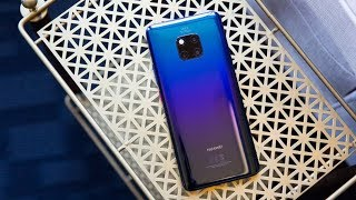 Huawei Mate 20 Pro Is Outrageously Innovative