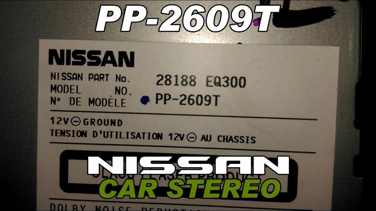 Nissan X Trail 2001 Radio Wiring Diagram Get Free Image About Wiring