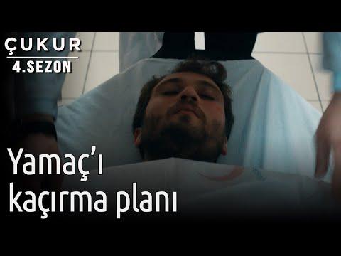 Çukur 4.Sezon 2.Bölüm - Yamaç'ı Kaçırma Planı