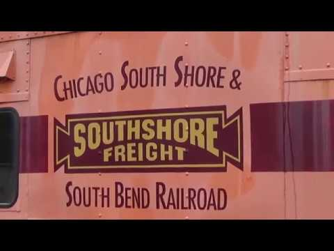NS Chicago Line & BNSF's Chicago Division 10/13/17: CP 482 and BNSF at 70MPH!!!