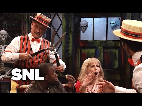 The Merryville Brothers: Haunted Castle - SNL