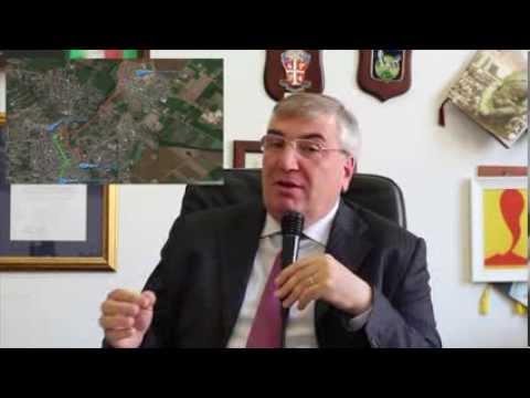 Intervista Sindaco di Cisterna Merolla - Caso Pista Ciclabile - ScambiAffari