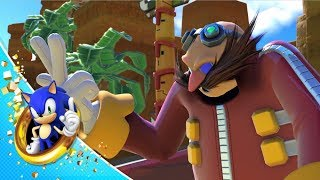 Sonic Forces - Story Trailer
