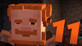 Прохождение Minecraft Story Mode #11 (#1 Ep. 4) АЙВОР ВЕРНУЛСЯ!