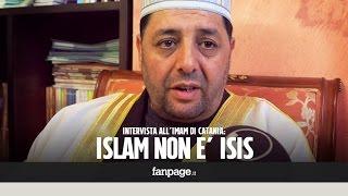 Terrorismo, l'imam di Catania: