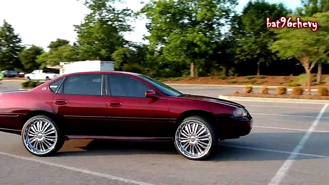 Hometeam At Target Pt 1 05 Impala Amp 86 Regal On Dub 24 S