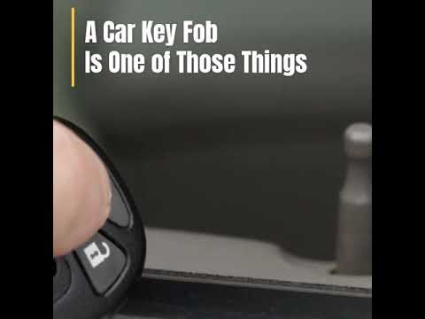 Buy Replacement Car Key Fobs Online - It's Easy!
