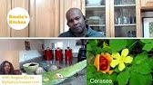 Americans Try Cerasee Tea For The First Time - YouTube