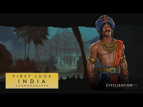 Civilization VI: Rise and Fall – First Look: India
