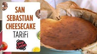 San Sebastian Cheesecake | San Sebastian Cheesecake Nasıl Yapılır?