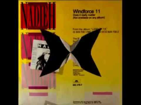 Nadieh - Windforce 11 (7'' - 1986) HQ SOUND