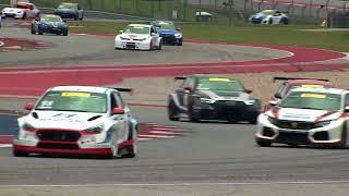 2018 PWC GP of Texas at COTA TCR / TCA Rd.2 LIVESTREAM