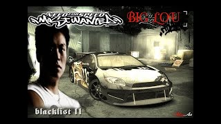 NEED FOR SPEED:MOST WANTED 2005 #11 BIG LOU