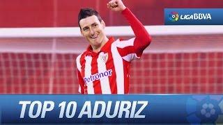 top 10 goals aritz aduriz 2013 14 hd