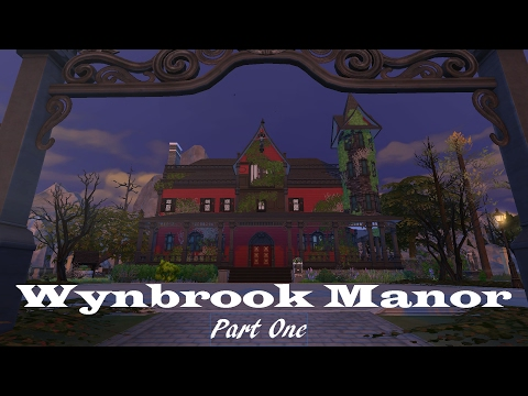 Wynbrook Manor Part One