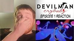 Gore Feast! Devilman Crybaby Episode 1 Reaction