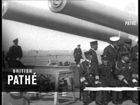 Royal Procession And Various Hirohito Material (1921)