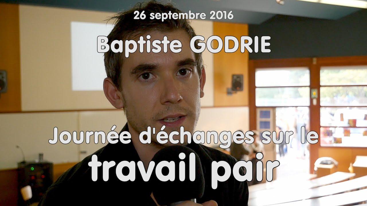 Baptiste GODRIE - La recherche - Université de Montréal