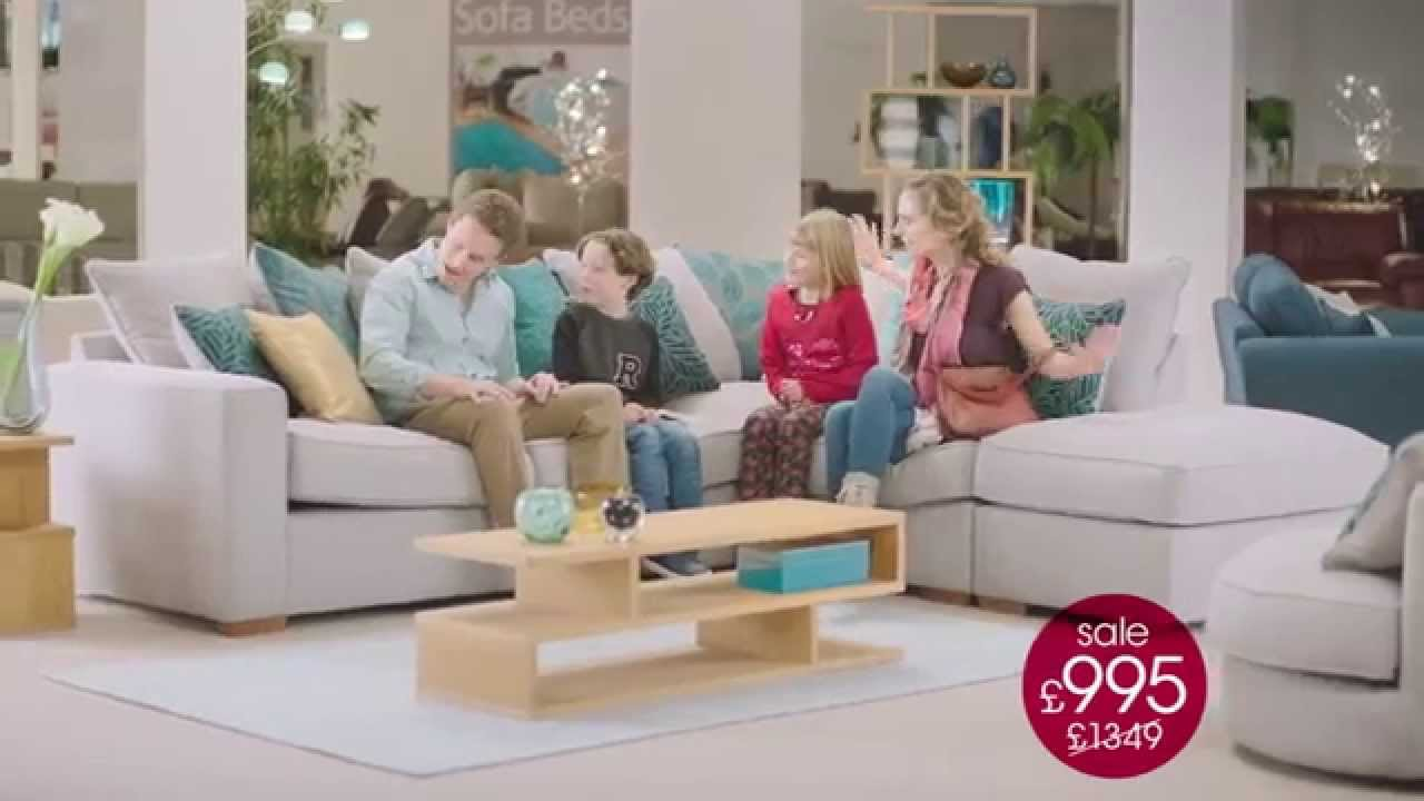 Furniture village winter sale 39 14 living youtube for Furniture village sale