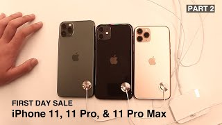 HANDS ON IPHONE 11, 11 PRO, & 11 PRO MAX [INDONESIA]