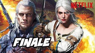 Download The Witcher Netflix Ending Scene - TOP 10 WTF and Easter Eggs