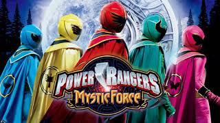 Power Rangers Mystic Force Full Theme