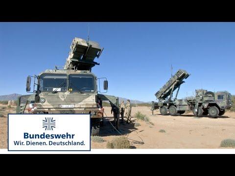 FlaRak-Ausbildung der Bundeswehr in El Paso