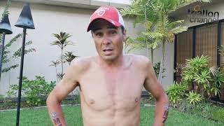 Así fue Gómez Noya en el IRONMAN Hawaii.