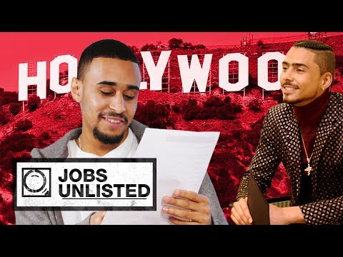 Quincy Brown Shows How To Be An Actor   Jobs Unlisted