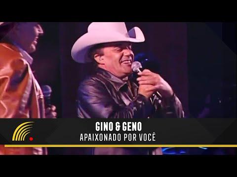 Gino Geno Apaixonado Por Voce Oficial Ao Vivo Youtube
