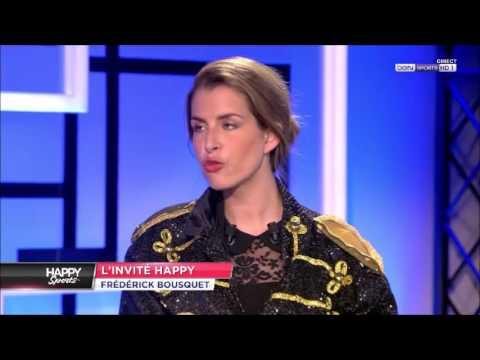 Interview Frédérick Bousquet beIN sport