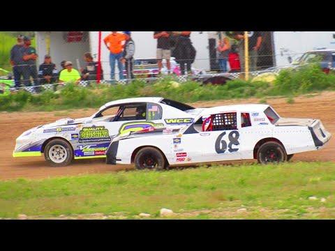 Wild Bill's Raceway IMCA Stock Car Heat Race 6/7/19