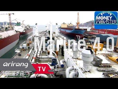 [Money Monster] Ep.12 - Marine 4.0 / Unicorn company / Motion recognition technology