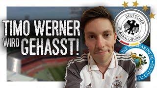 Timo WERNER wird ausgebuht! | Deutschland - San Marino