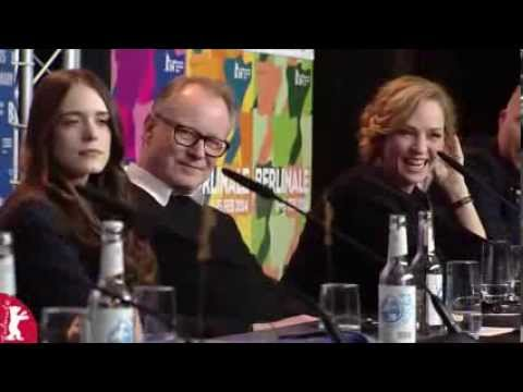 Nymphomaniac | Full Press Conference | Berlinale 2014