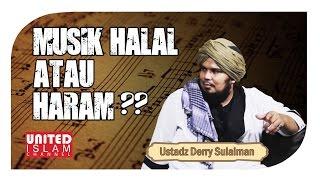 Musik Itu Haram? - Derry Sulaiman