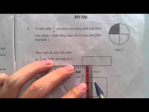 Toán 6 - HKII - Bài 1 - Mở rộng khái niệm phân số